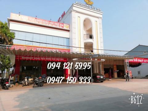 Giá Mái Xếp Bạt Kéo Tại Huyện Kỳ Anh, Hà Tĩnh